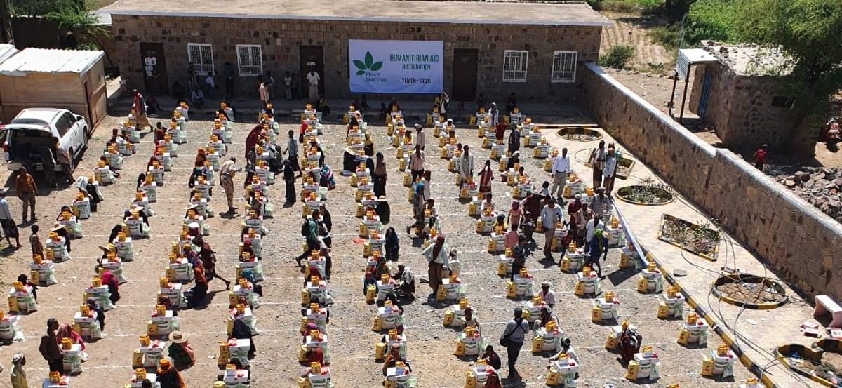 Ramadan Food Packs Yemen
