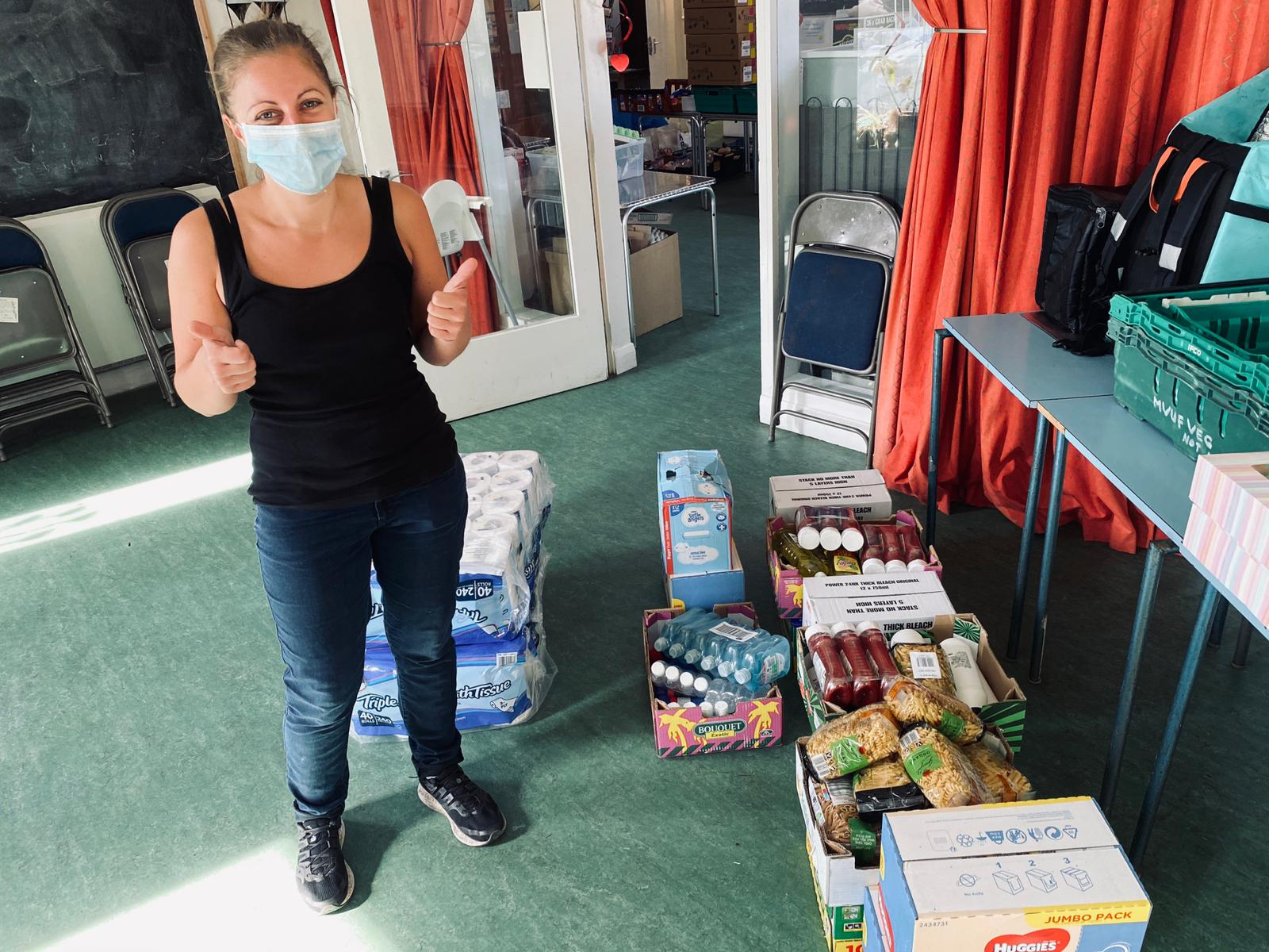 Local Food Bank Support